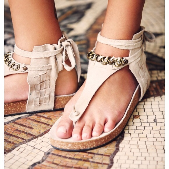 fd60c489005 Free People Shoes - Free People Collins ankle cuff sandals! NEW